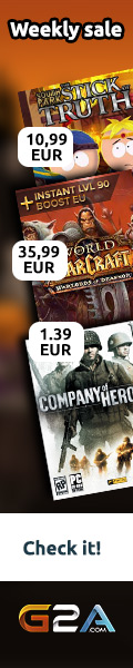 G2A Weeklysale